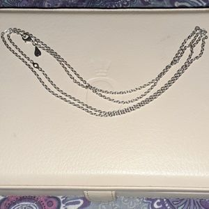 Authentic Pandora Necklace